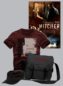 Win 5 sets of goodie bags for the UK cinema release of <b>The Hitcher</b>
