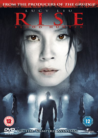 Lucy Liu to <b>Rise</b> on DVD on January 28th