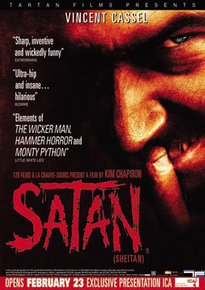 Satan (Sheitan) cinema poster
