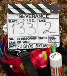 First word on Christopher Smith's <b>Severance</b>