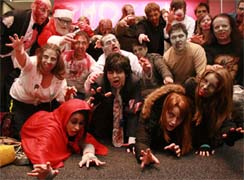 5th Annual UK Terror4Fun Festival of Zombie Culture - Saturday 19th November, Leicester