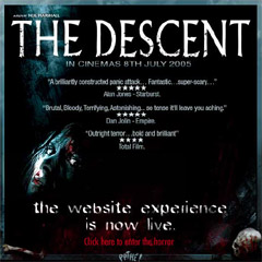 New website for <b>The Descent</b> goes live