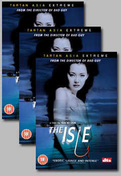 Win a copy of <b>The Isle</b> on DVD
