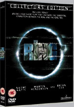 The Ring DVD cover