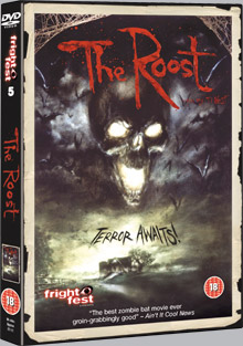 Win one of three copies of <b>The Roost</b> with eatmybrains