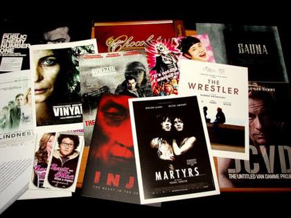 Toronto International Film Festival 2008