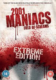 Bisection, <b>2001 Maniacs : Field of Screams</b>